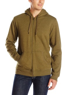 Levi's Men's Chaffee Long Sleeve Sherpa Lined Fleece Zip Front