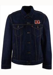 Levi's Men's Cincinnati Bengals Trucker Jacket