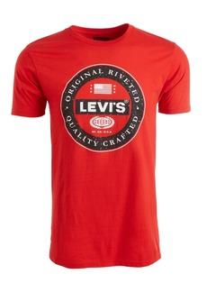 Levi's Men's Circular Logo T-Shirt