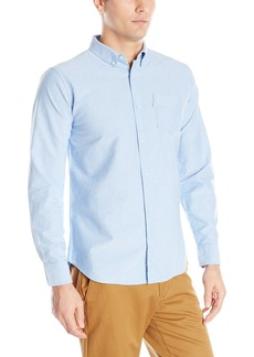 Levi's Men's Clampert Worn In Oxford Long Sleeve Shirt