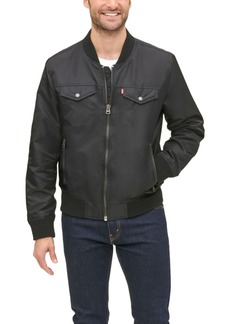 Levi's Men's Classic Flight Bomber Jacket