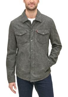 Levi's Men's Classic Shirt Jacket