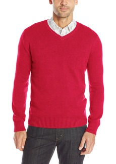 Levi's Men's Clayer Solid V Neck Sweater