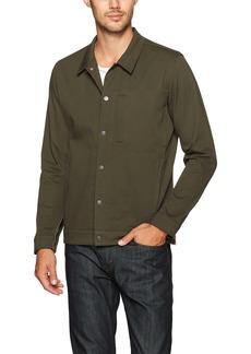 Levi's Men's Coaches Jacket Commuter Graphite Green-Stretch L
