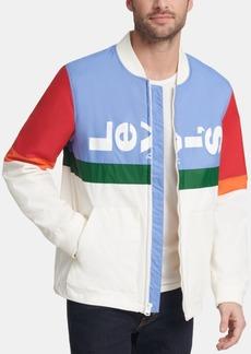 Levi's Men's Colorblocked Logo Varsity Jacket