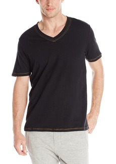 Levi's Men's Cotton Linen Short Sleeve V-Neck Top
