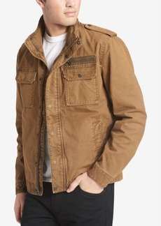 Levi's Men's Cotton Zip-Front Jacket