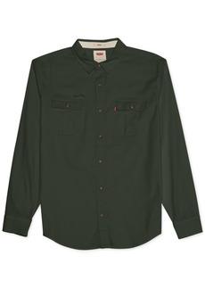 Levi's Men's Culler Twill Shirt