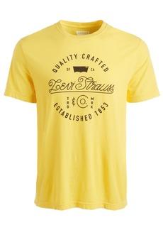 Levi's Men's Cursive Logo T-Shirt