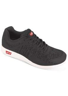 Levi's Men's Delta Knit Sneakers Men's Shoes