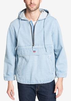 Levi's Men's Denim Pullover Hoodie