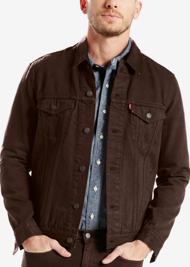 7a16469c50db On Sale today! Levi's Levi's Men's Denim Trucker Jacket