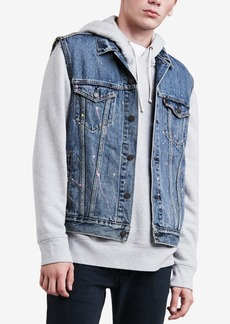 Levi's Men's Denim Trucker Vest