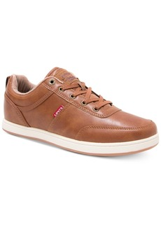 Levi's Men's Desoto Burnish Low-Top Sneakers Men's Shoes