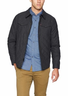 Levi's Men's Diamond Quilted Shirt Jacket