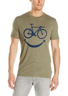 Levi's Men's Drop Hem Tee Commuter Happy Biking-Stretch XL