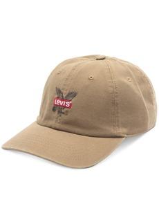 Levi's Men's Eagle Logo Embroidered Snapback Baseball Hat