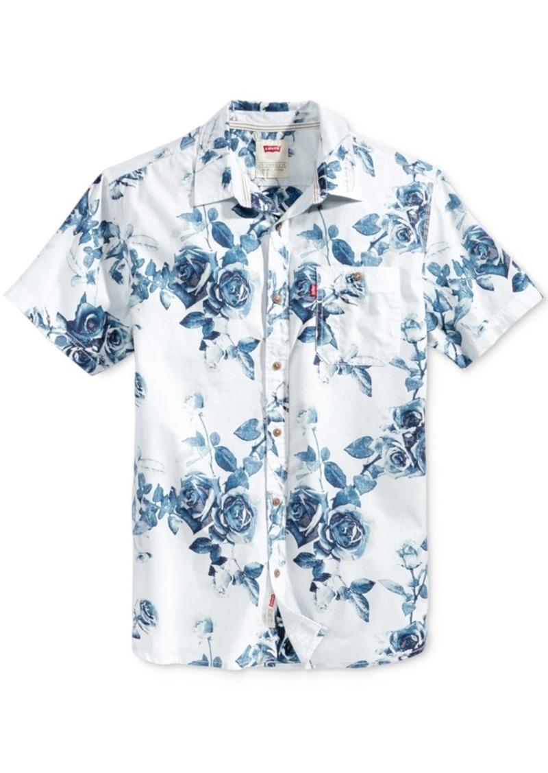 Levi's Men's Eddie Button-Front Shirt