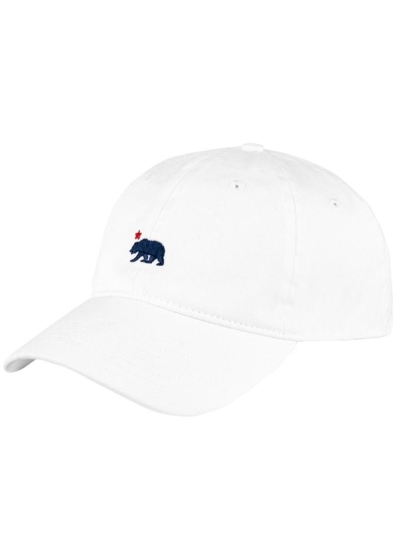 2a064985 Levi's Levi's Men's Embroidered Bear Baseball Cap