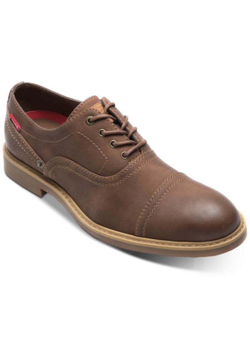 Levi's Men's Essex Ul Lace-Up Shoes Men's Shoes