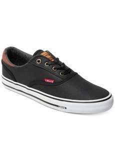 Levi's Men's Ethan Canvas Ii Sneakers Men's Shoes