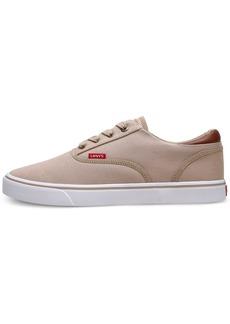 Levi's Men's Ethan Canvas Sneakers Men's Shoes