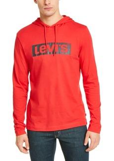 Levi's Men's Evans Logo Graphic Hoodie