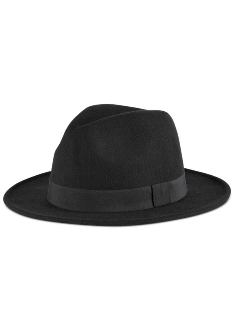 Levi's Men's Felt Ranger Hat with Grosgrain Band