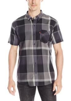 Levi's Men's Fetty Short Sleeve Twill Woven Shirt