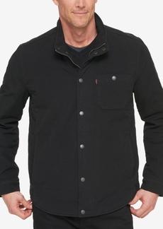 Levi's Men's Front-Zip Shirt Jacket