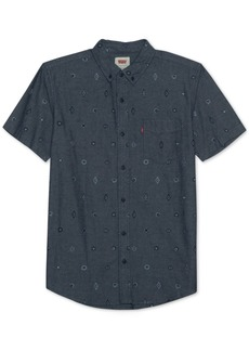 Levi's Men's Geometric Pocket Shirt