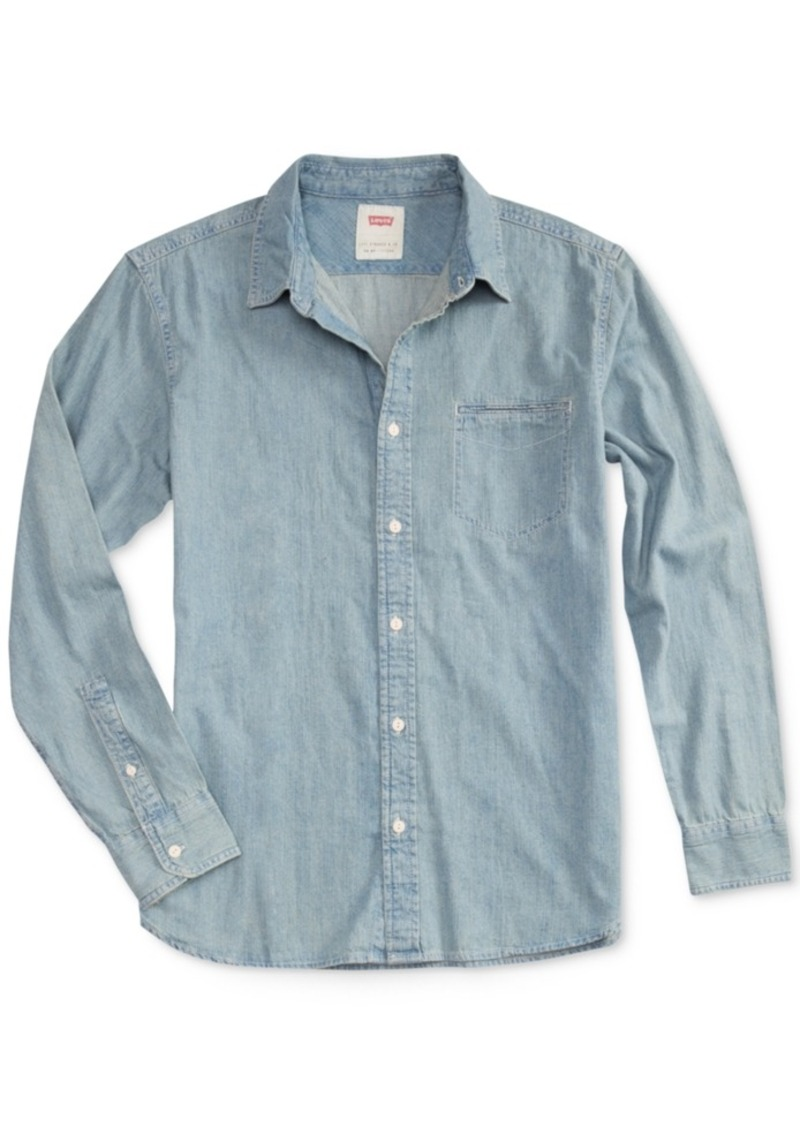 Levi's Men's Greg Denim Long-Sleeve Shirt