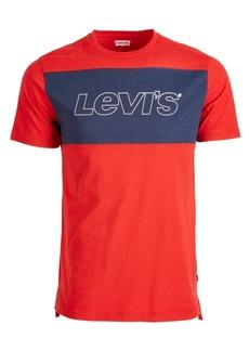 Levi's Men's Grove Colorblocked Logo Graphic T-Shirt
