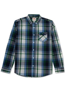 Levi's Men's Hanover Plaid Shirt