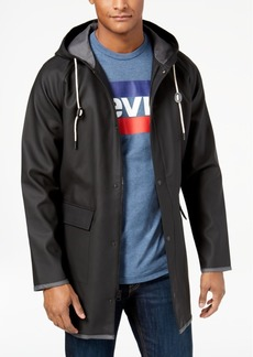 Levi's Men's Hooded Rain Slicker