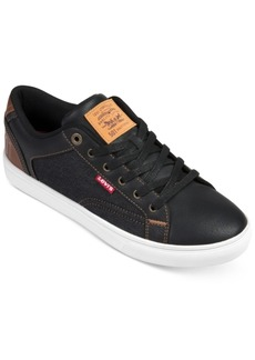 Levi's Men's Jeffrey 501 Denim Sneakers Men's Shoes