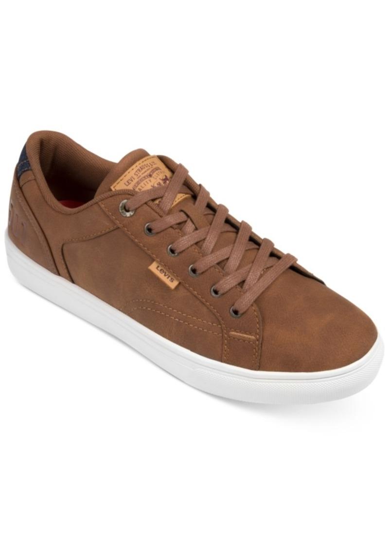 Levi's Men's Jeffrey 501 Waxed Sneakers Men's Shoes