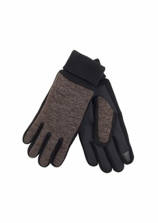 Levi's Men's Jersery Touchscreen Gloves with Stretch Fabric Grip