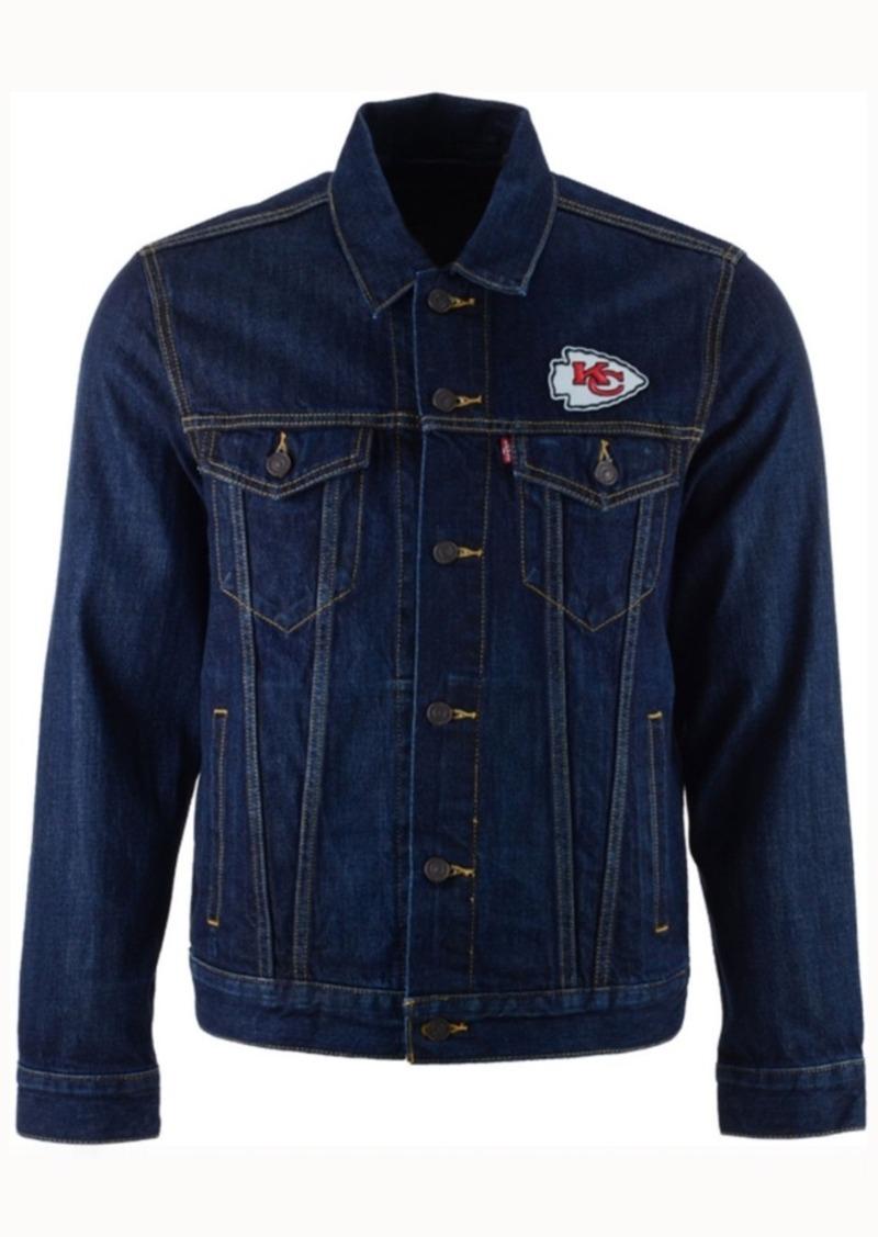 Levi's Men's Kansas City Chiefs Trucker Jacket