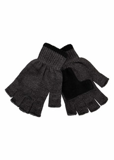 Levi's Men's Knit Fingerless Gloves