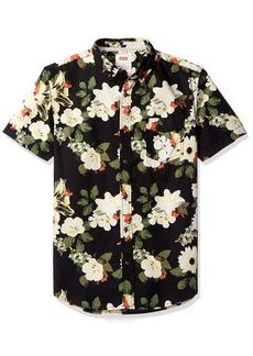Levi's Men's Lekan Short Sleeve Woven Shirt