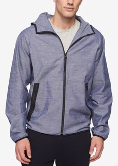 Levi's Men's Light Weight Chambray Hoodie Jacket