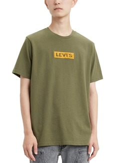 Levi's Men's Limited Collection Chenille Boxtab T-Shirt, Created For Macy's