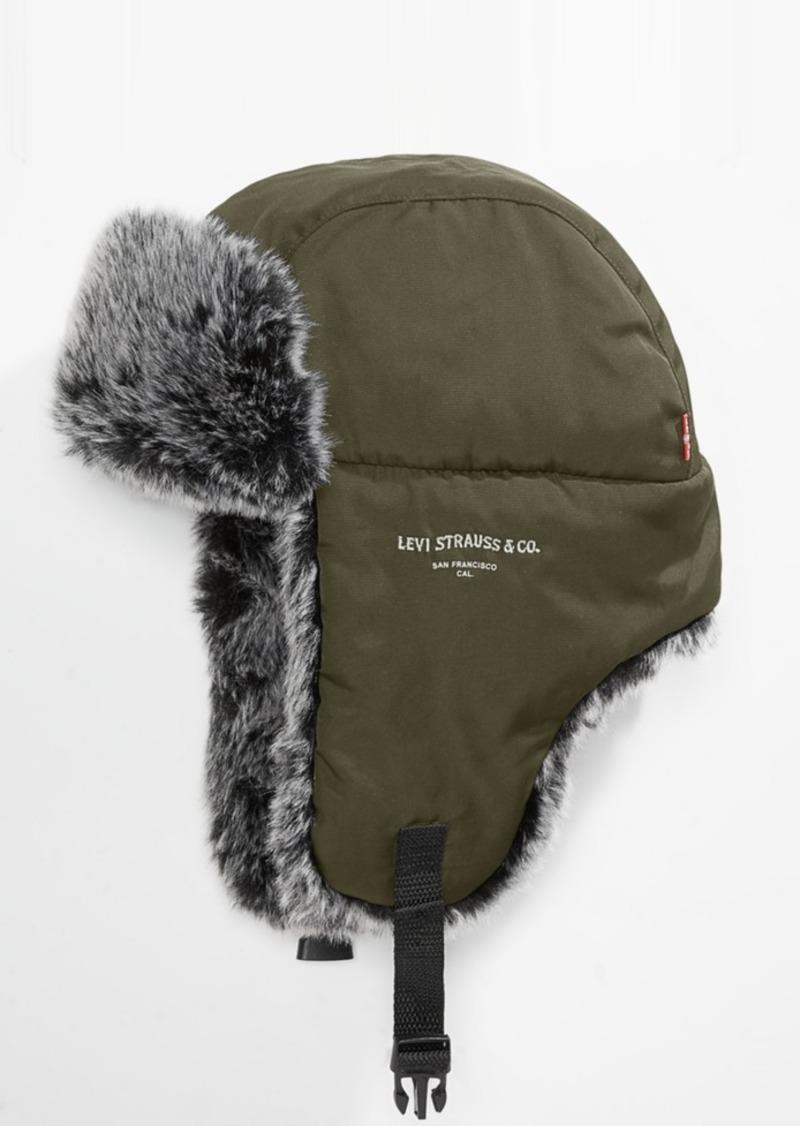 Levi's Men's Lined Trapper Hat