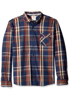 Levi's Men's Llandaff Long Sleeve Plaid Shirt