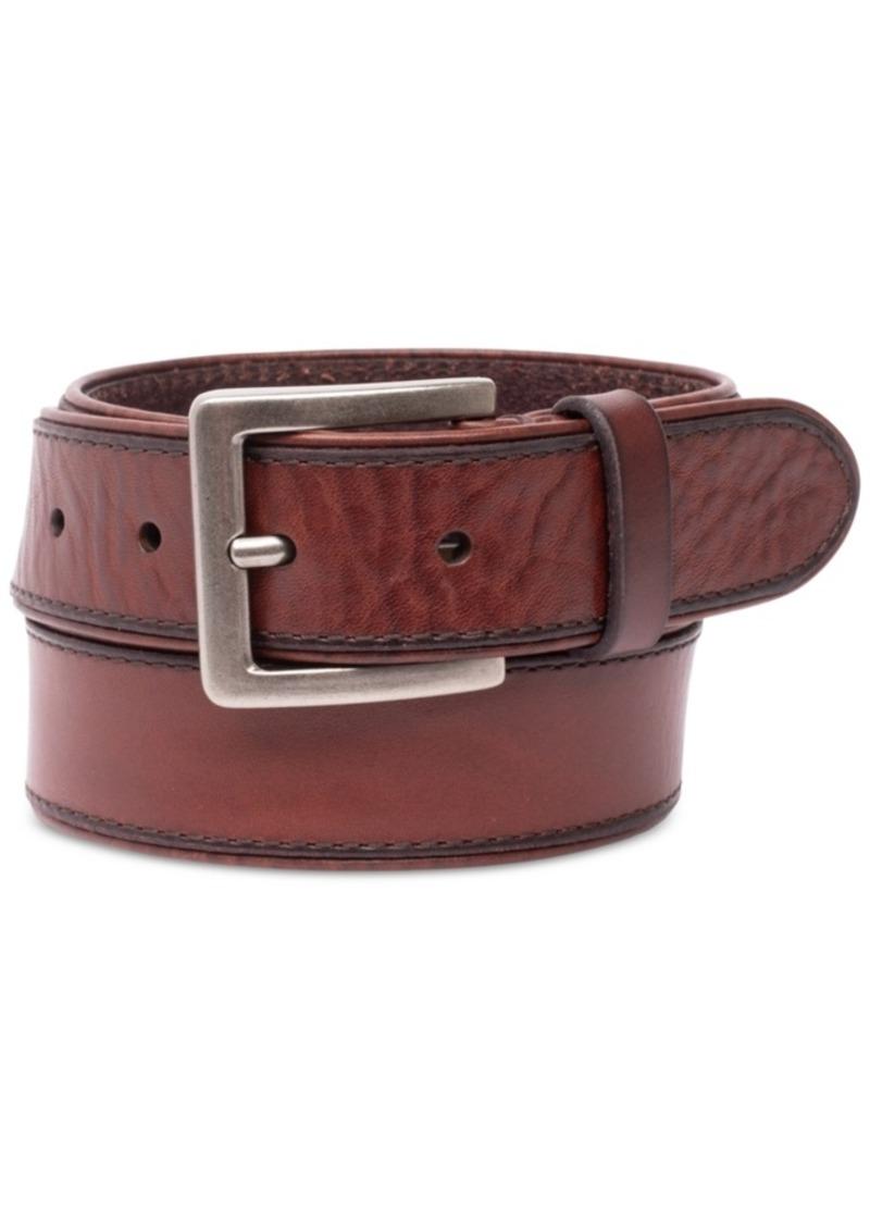 Levi's Men's Logo Leather Belt