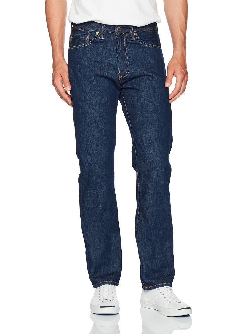 Levi's Men's Made in The USA 505 Regular Fit Jean  32 34