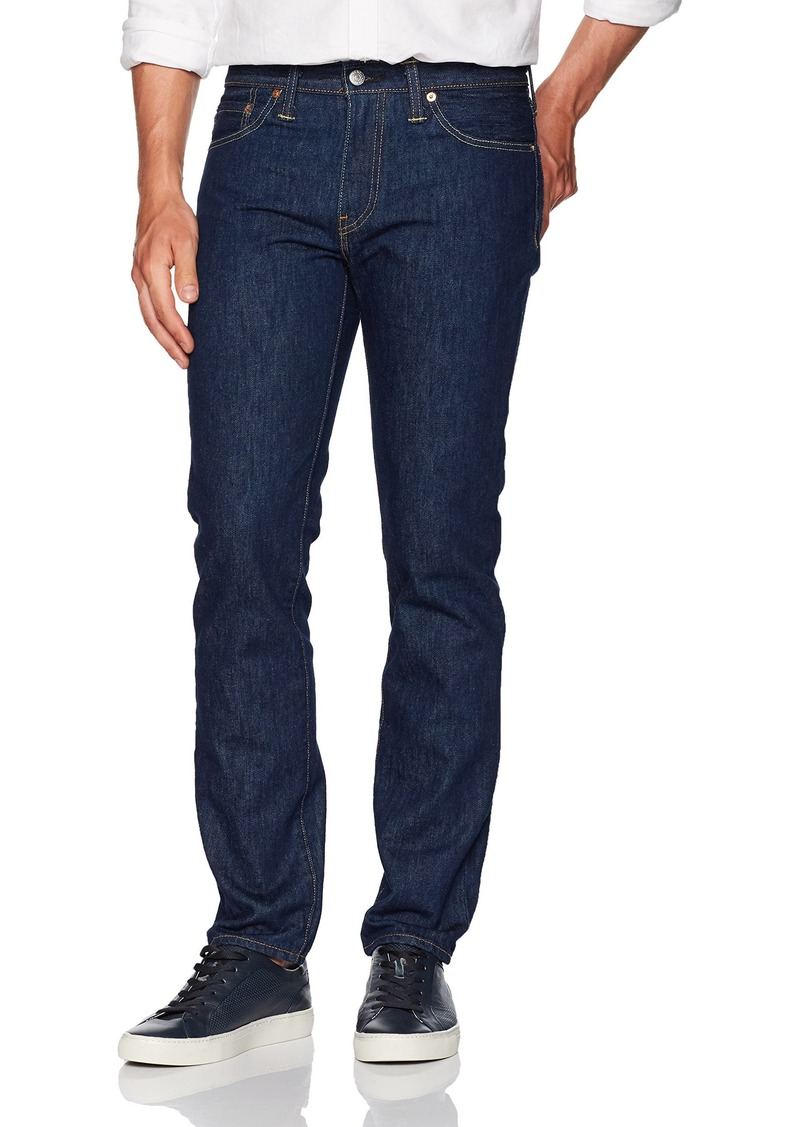 Levi's Men's Made in The USA 511 Slim Fit Jean  42 32