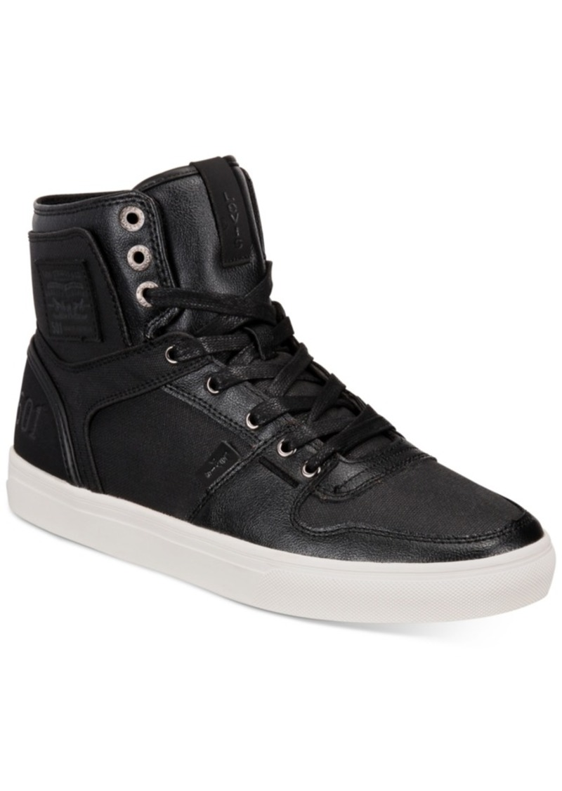 Levi's Men's Mason 501 High-Top Sneakers Men's Shoes