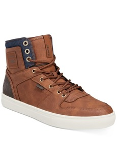 Levi's Men's Mason Lux High-Top Sneakers Men's Shoes